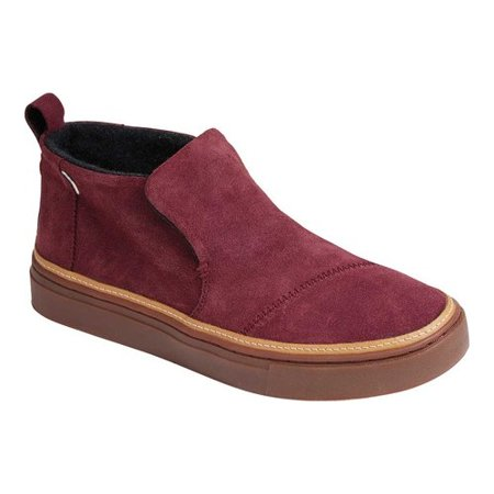 Women's TOMS Paxton Winterized Mid Cut Slip-on (Tom Toms Shoes Womens)