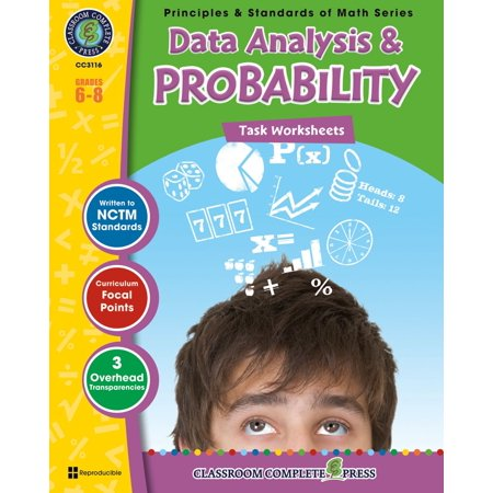 Data Analysis & Probability - Task Sheets Gr. 6-8 -