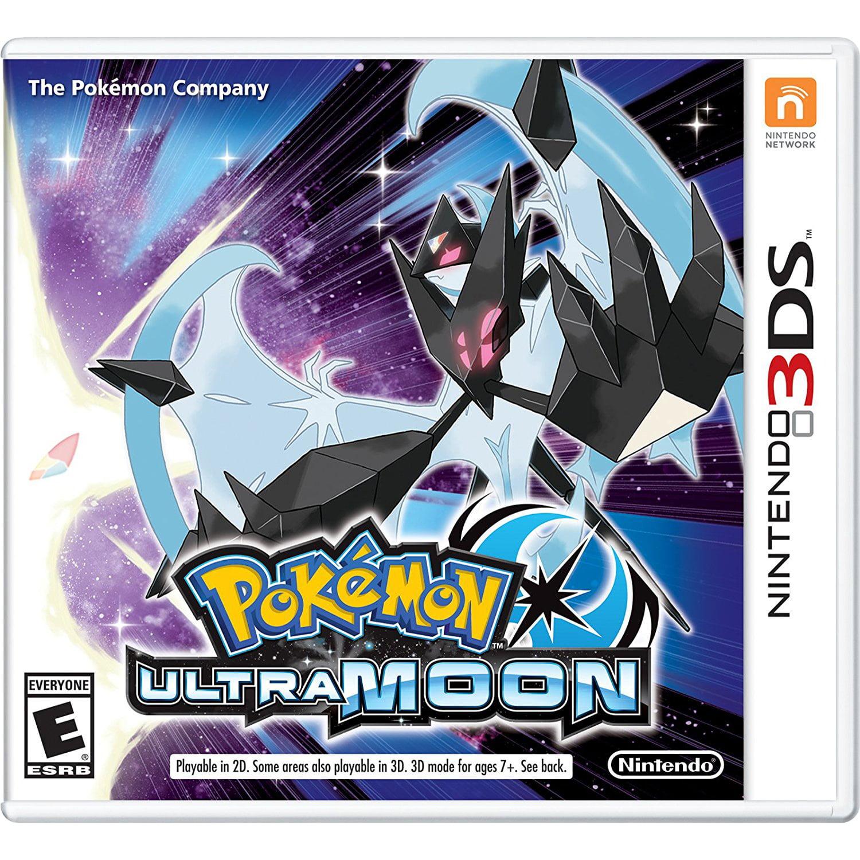 Pokemon Ultra Moon, Nintendo, Nintendo 3DS, [Digital Download], 0004549666206
