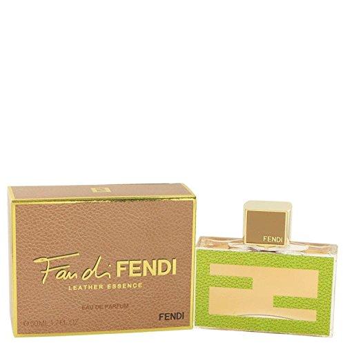 Fan Di Fendi Leather Essence by Fendi Eau De Parfum Spray...