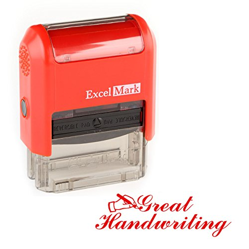 Teacher Stamp - GREAT HANDWRITING