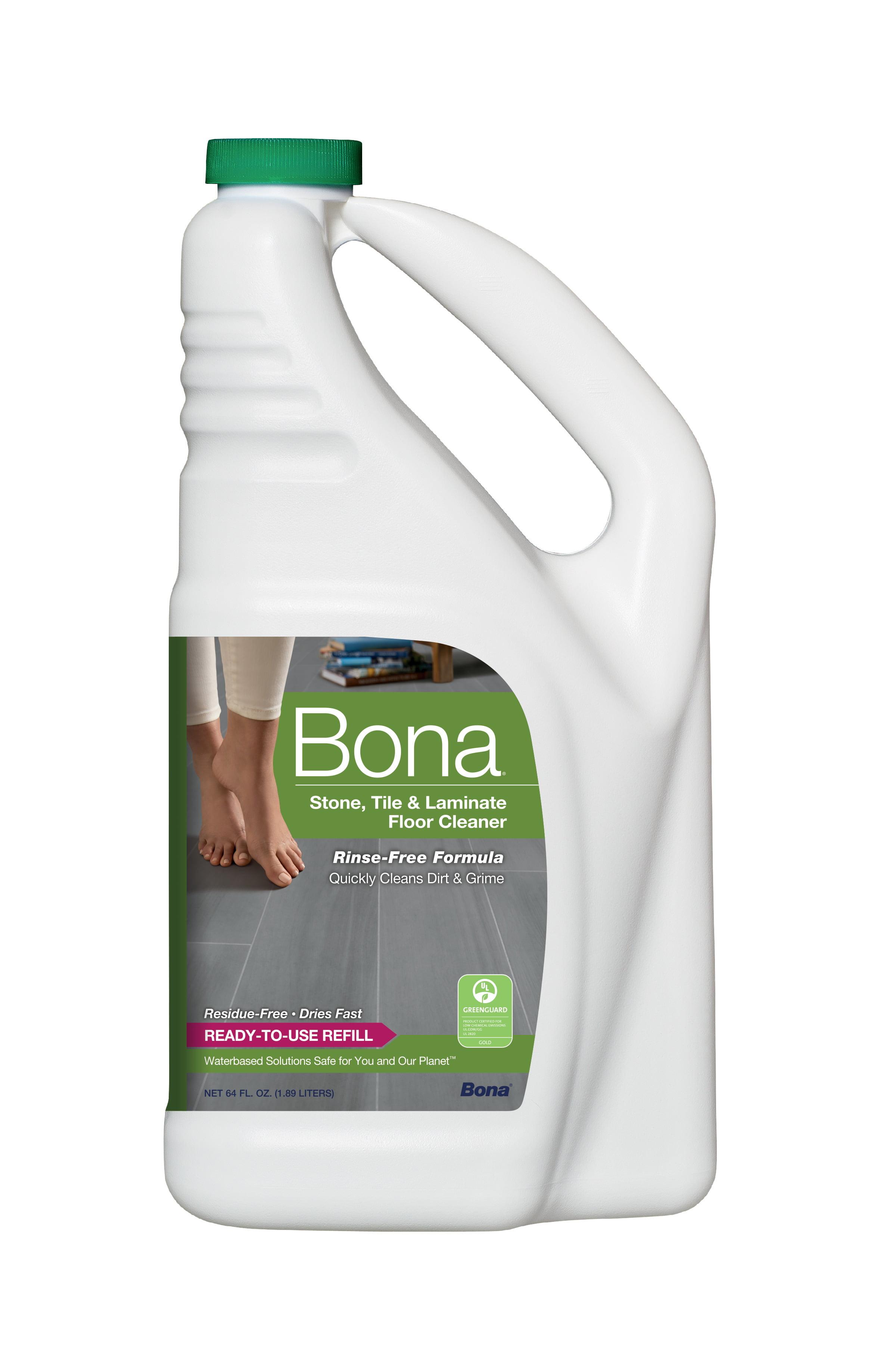 Bona® Stone Tile & Laminate Floor Cleaner Refill 64oz