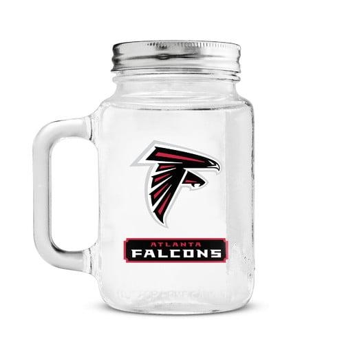 DuckHouse NFL Mason Jar