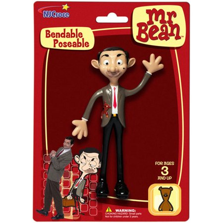 Mr. Bean Bendable Figure](Mr Bones Halloween Figure)