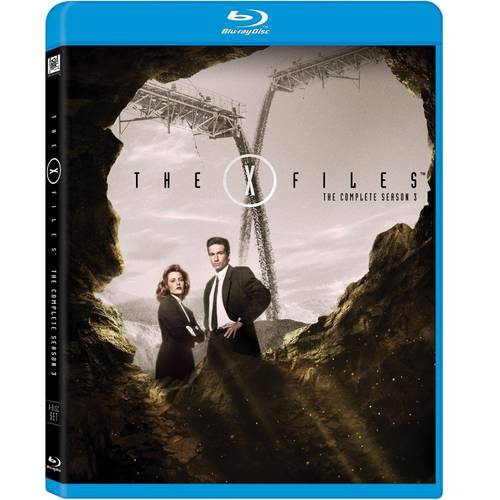 The X-Files: The Complete Season 3 (Blu-ray) (Widescreen) by Twentieth Century Fox
