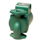 TACO Hydronic Circulating Pump,1/2HP,NPT/Fln 2400-50-3P