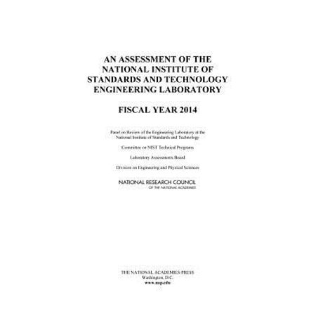 As Assessment of the National Institute of Standards and Technology Engineering Laboratory: Fiscal Year