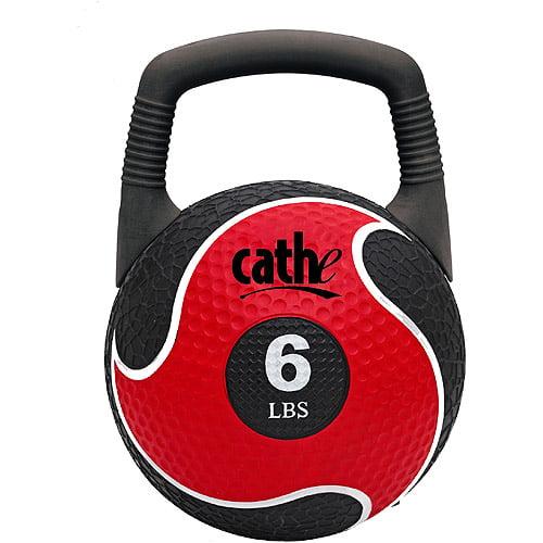 Cathe Power Medicine Ball and Kettlebell - 6 lbs