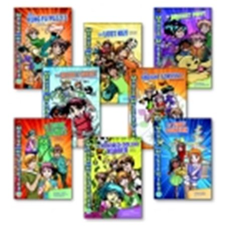 Delta Education Manga Math Series Book Set