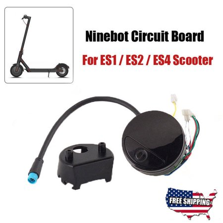 New Replacement Circuit Board with Dashboard Cover for For