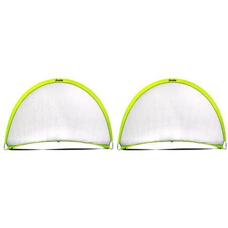 Franklin Sports Pop-Up Dome Shaped Goals (Up Sports)