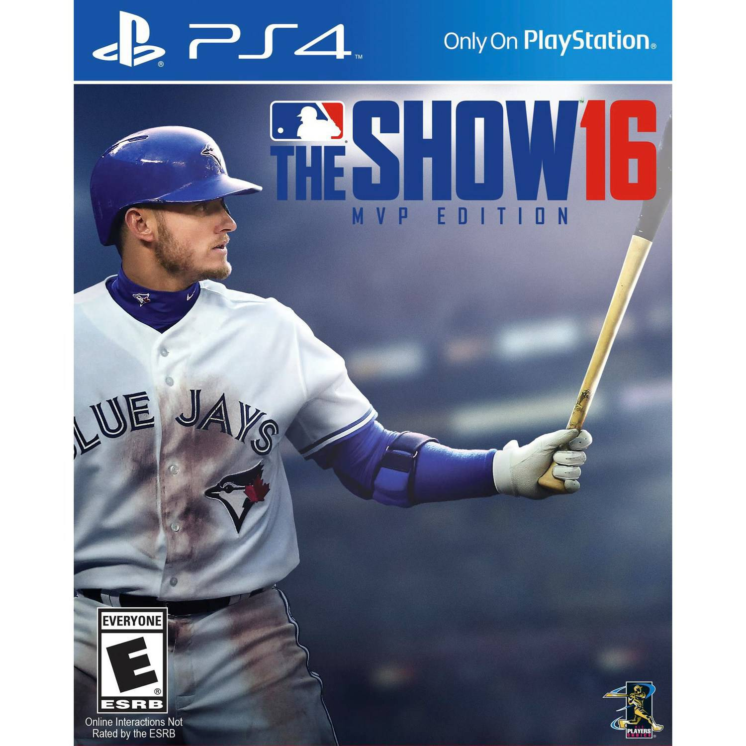 MLB The Show '16 MVP Edition (PS4)