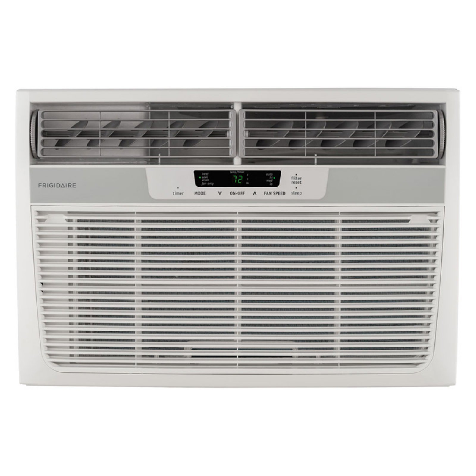 Frigidaire FFRH0822R1 Heat/Cool Window Air Conditioner - Walmart.com