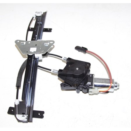 00-04 Dodge Dakota 98-03 Dodge Durango Front Right PASSENGER Side Power Window Regulator With Motor 86808 - Dodge Dakota Passengers Side Corner