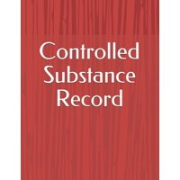 Controlled Substance Record (Paperback)