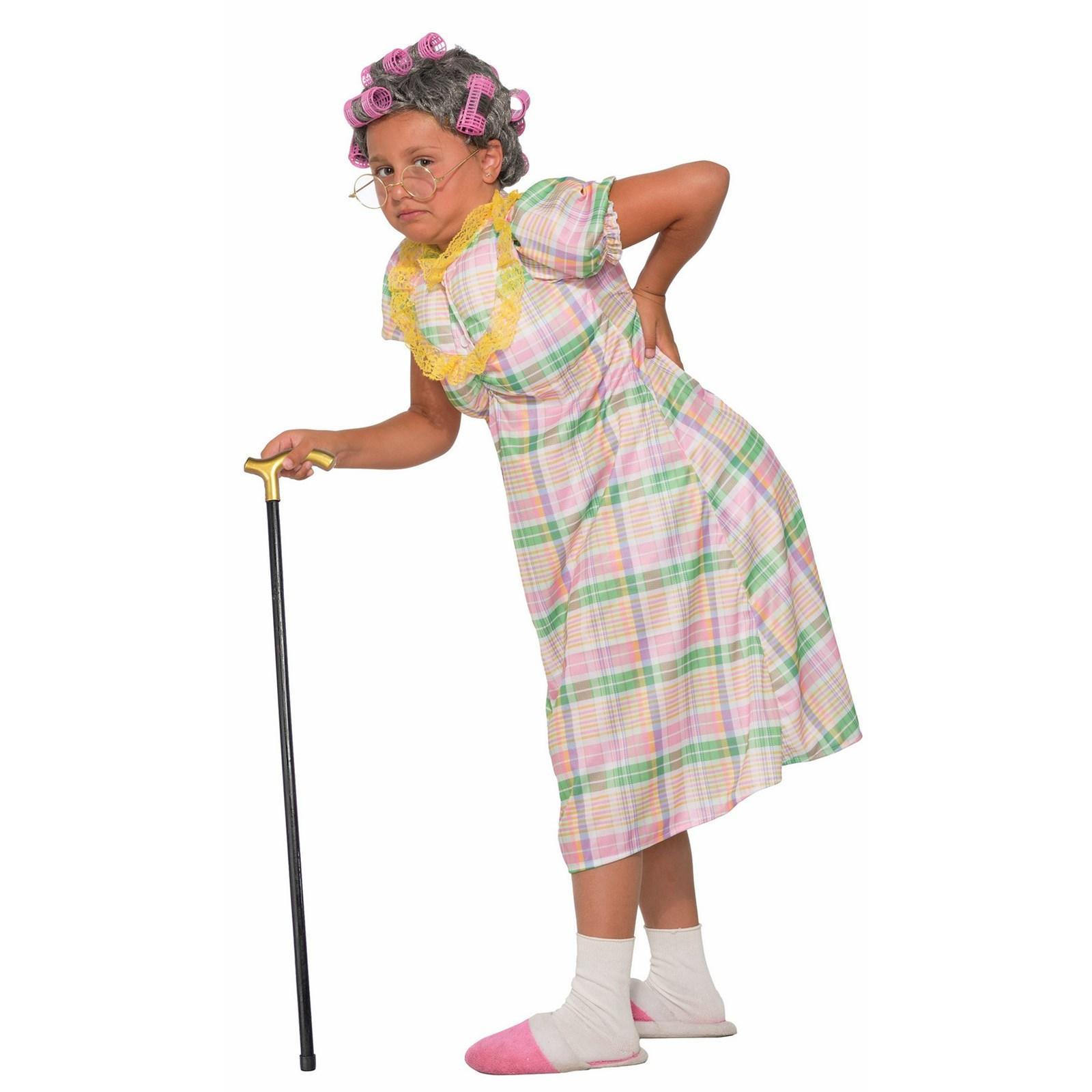 Child Aunt Gertie Costume