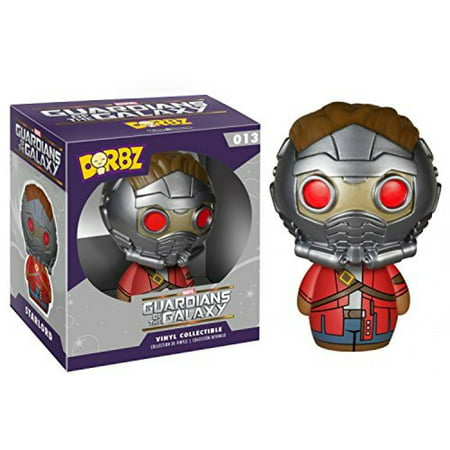 Funko Dorbz: Guardians Of The Galaxy Star-Lord Action