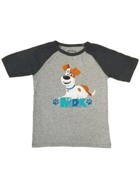 New Boys Disney The Secret Life of Pets Tshirt Navy Blue Official Exstore 2-8 Y