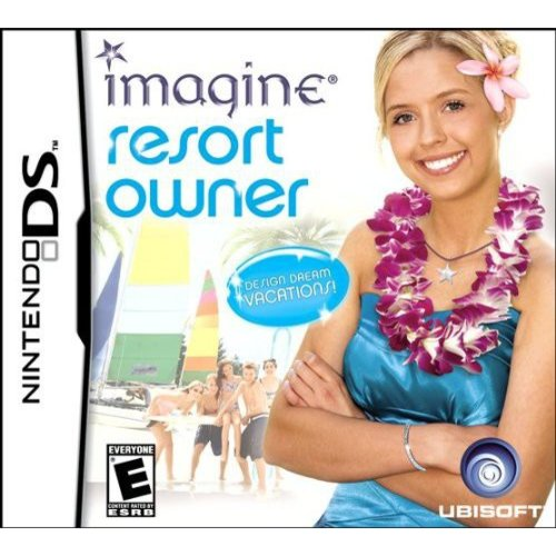 Imagine: Resort Owner (DS)