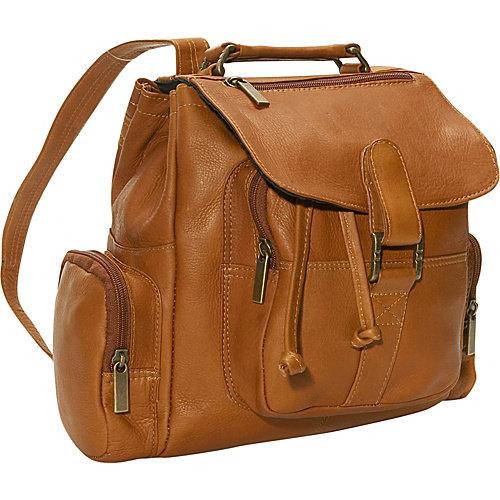 David King Mid Size Top Handle Backpack