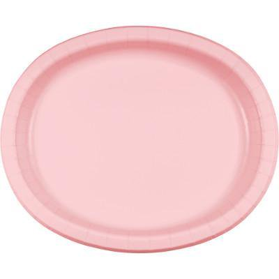 - Creative Converting Classic Pink Oval Platter 10