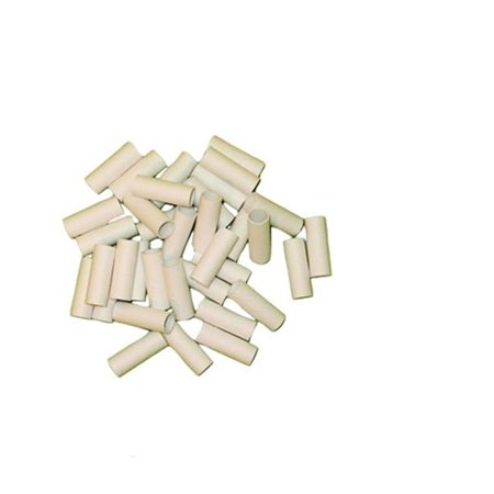 Fabrication Enterprises 12-1712 Additional Mouthpieces for Buhl Spirometer, Disposable Cardboard - 500 Piece (Digital Spirometer)