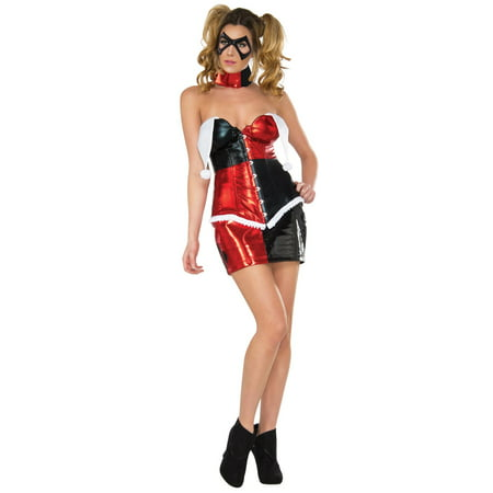 Adult Deluxe Harley Quinn Sexy Costume](Harly Quin Costume)