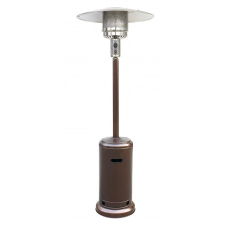 Bronze Garden Outdoor Patio Heater Propane Standing LP Gas Steel w/accessorie 87