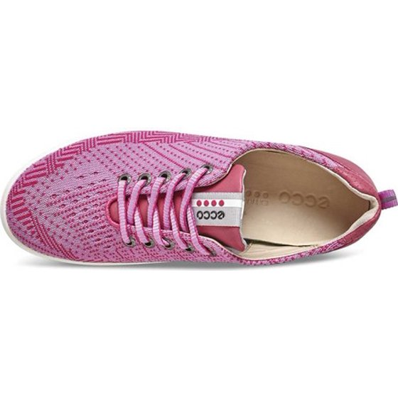 48f95dc3 Ecco Women's Casual Hybrid Knit Golf Shoes (Pink)