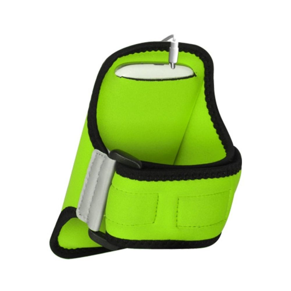Insten Vertical Universal Light Green Sports Workout Exercise Running Gym Cycling Armband Case Phone Holder - image 1 of 3