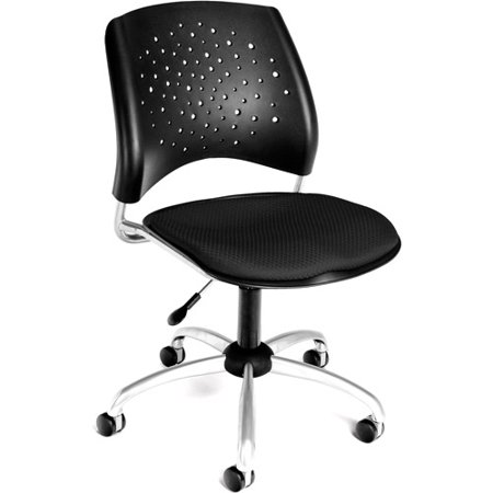 ofm star swivel ergonomic task chair