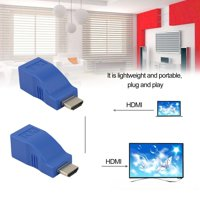 Dashing Hottest 90 Degree Hdmi A Male To Female Port Adapter Right Angle Extension Converter Support High Speed Transmission Rate Digital Cables