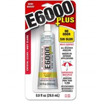 Eclectic Products 263618 1.9 oz E6000 Plus Adhesive