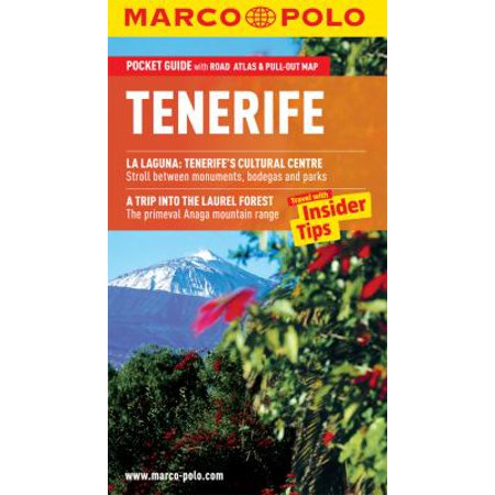 Tenerife Marco Polo Pocket Guide  Marco Polo Travel Guides   Paperback