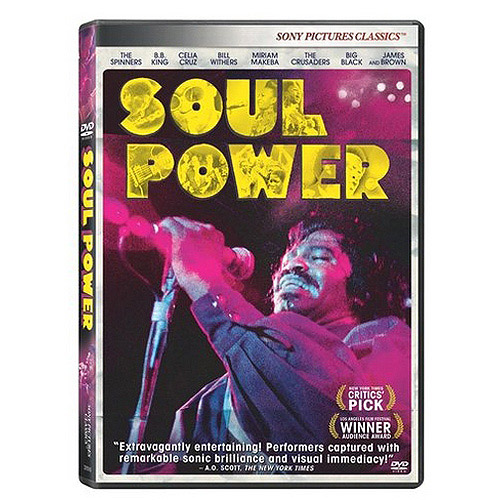 Soul Power (Widescreen)