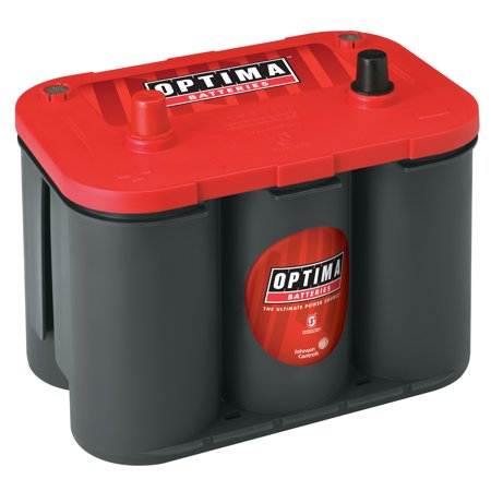OPTIMA RedTop Automotive Battery, Group 34