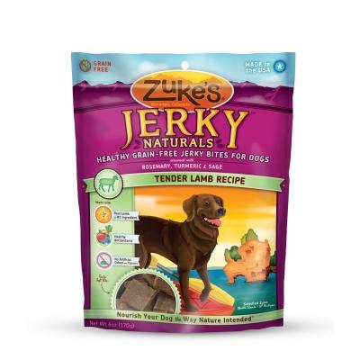 Zuke's Jerky Naturals Dog Treats, 6 oz