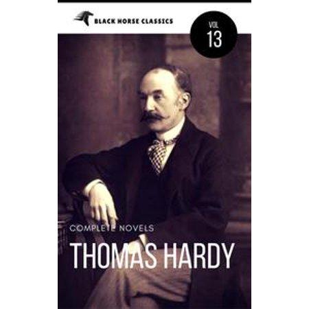 Thomas Hardy: The Complete Novels [Classics Authors Vol: 13] (Black Horse Classics) - - Felicia Hardy The Black Cat