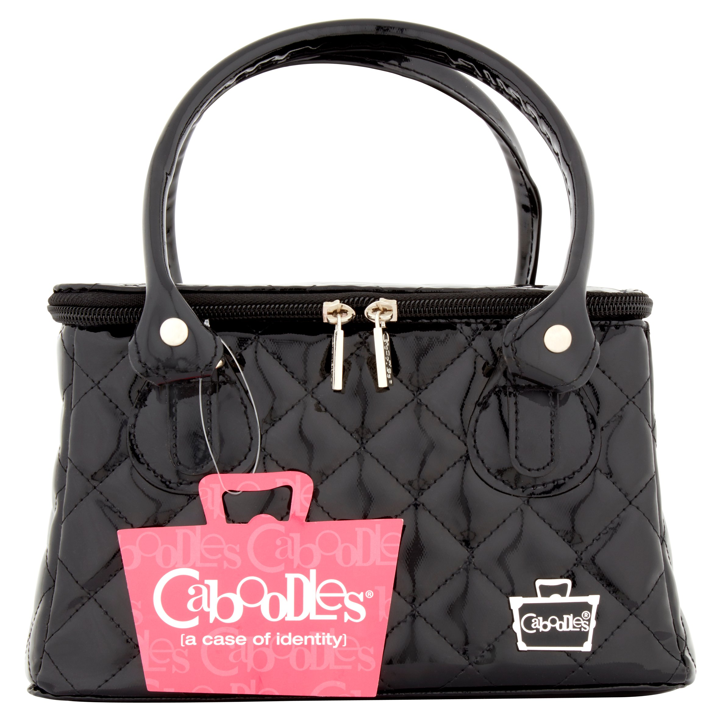 Caboodles Sassy Tapered Makeup Tote