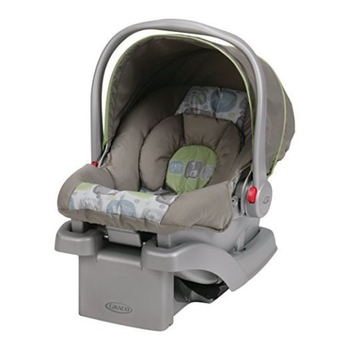 Graco Snugride 30 Click Connect Infant Car Seat In Sequioa Brand New Free Shipping!