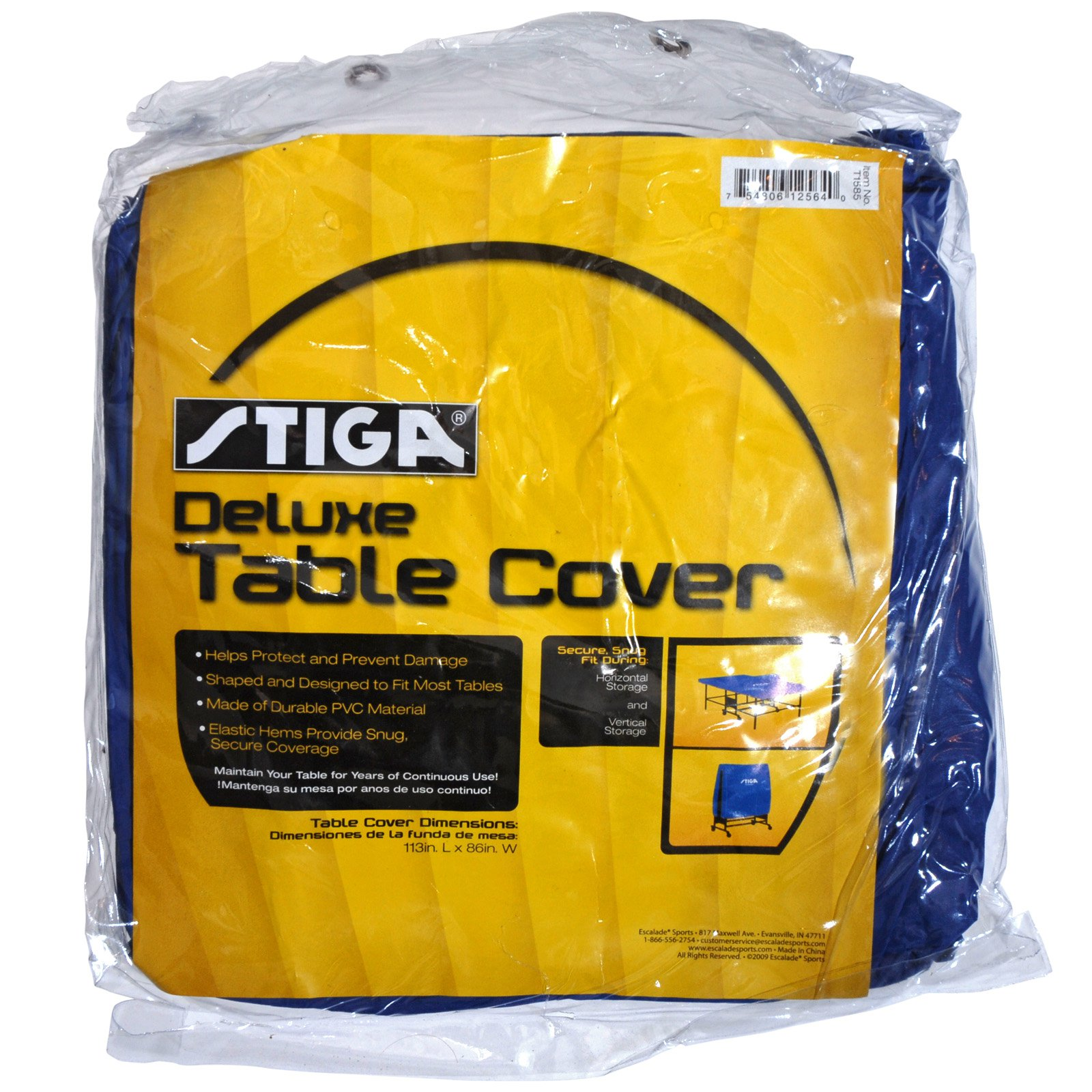 Stiga Deluxe Table Table Cover