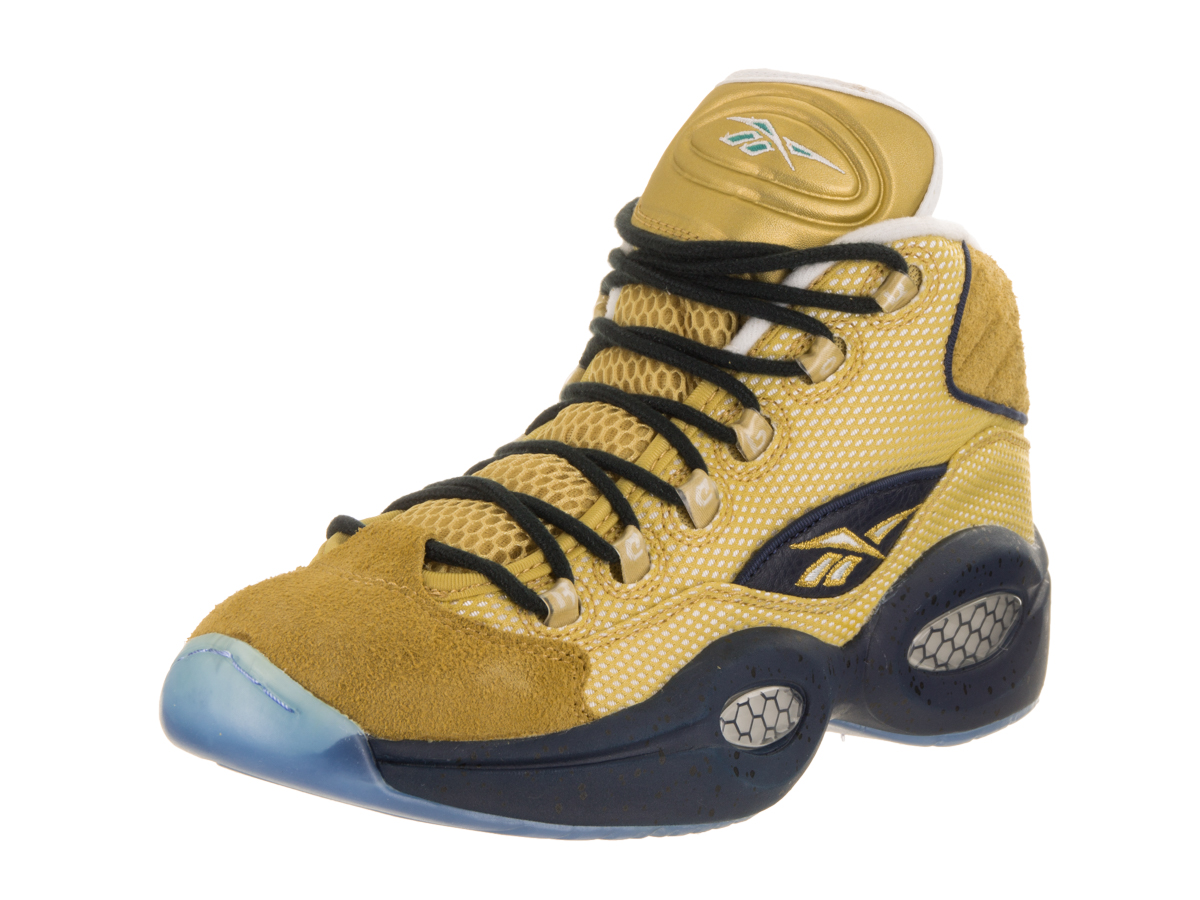 Reebok Men's Question Mid EBC Basketball Shoe by Reebok