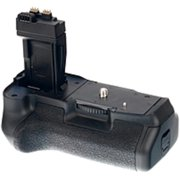 DigiPower PGR-CNE8 Battery Grip - for Canon Rebel T2i/Ti3 - Black (Refurbished)