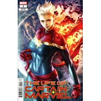 Life of Captain Marvel #1 of 5 [Artgerm Variant Cover]