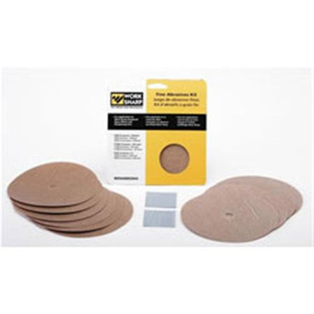 Work Sharp 3000 Fine Abrasive Kit