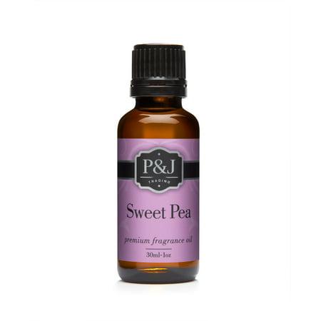 Sweet Pea Fragrance Oil - Premium Grade Scented Oil - 30ml
