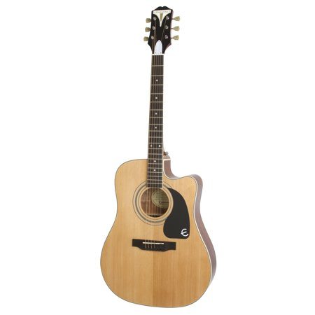 Pro-1 Ultra Acoustic/Electric (Epiphone Aj 220sce Acoustic Electric Guitar Natural)