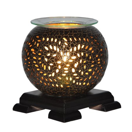 Coo Candles Lamp and Electric Wickless Candle Warmer or Oil Burner Lamp Combo - Jasmine