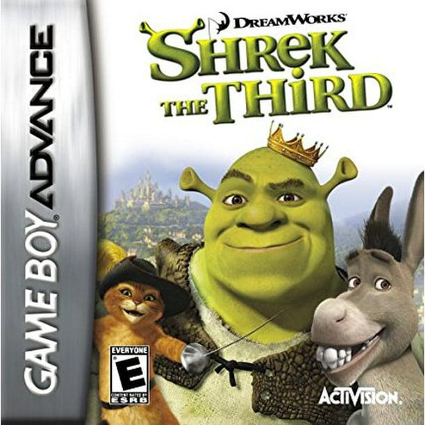 Shrek The Third By Activision Walmart Com Walmart Com