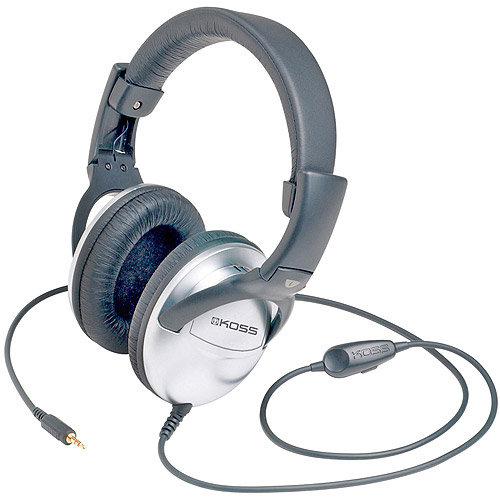 Koss Quiet Zone QZ PRO Headphones w  Active Noise Reduction by Koss